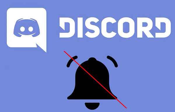 Как отключить уведомления Discord