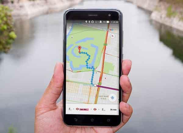 Карты Google не работают, решения 4