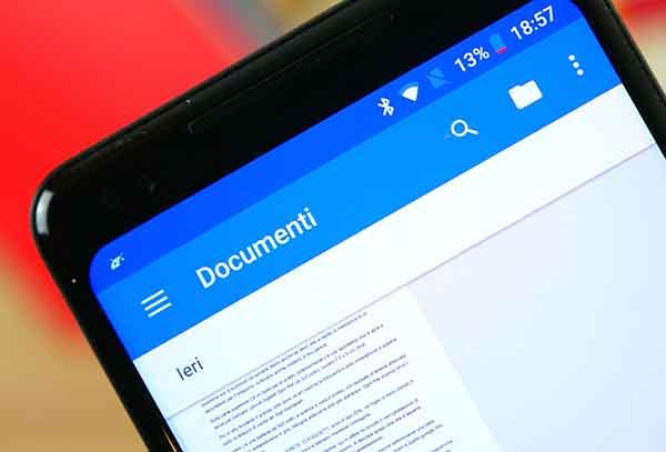 Как сохранить изменения в Google Docs