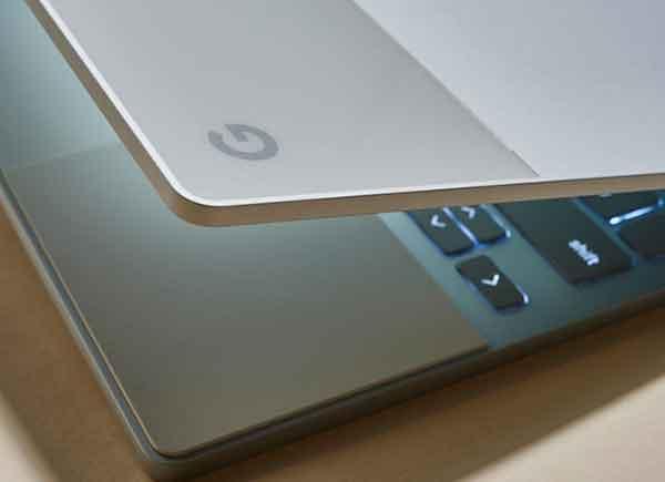 Приходите снимок экрана на Chromebook