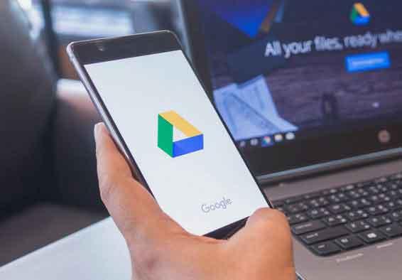 Сколько свободного места на Google Диске?