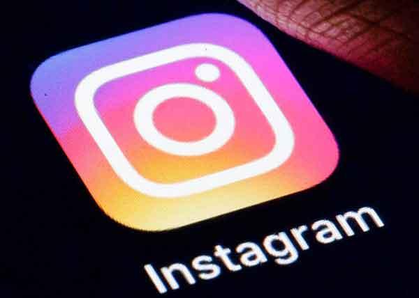 Как изменить значок Instagram
