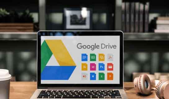 Как загрузить файл на Google Диск
